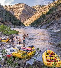 o a r s whitewater river rafting trips at yosemite national park