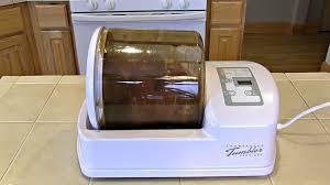smokingpit com 39 99 ags meat tumbler marinate under vacuum