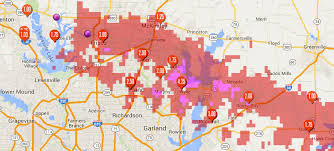 wylie tx map hail summary april 11 2016 hail in stormersite
