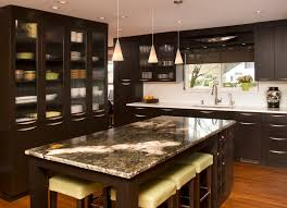 granite island kitchen granite island top kitchen contemporary with breakfast bar ceiling