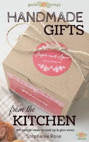 gifts from the kitchen ideas christmas morning granola garden therapy