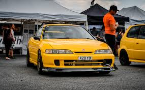 slammed cars exhausted photography