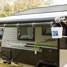 Awning Saver Rain Saver Gutter Kit Bonus Value Pack Free Range Camping Shop