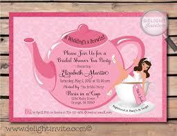 bridal tea party invitations plumegiant com