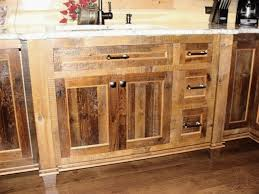 gorgeous barnwood kitchen cabinets home designs