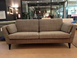 our retro look sofa