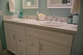 For The Bathroom Sherwin Williams The Big Bathroom Reveal The In The Red Shoes
