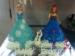 frozen birthday cake elsa anna olaf frozen cake