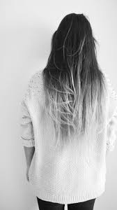 Hair Color To Cover Gray 25 Best White Ombre Hair Ideas On Pinterest Fashion