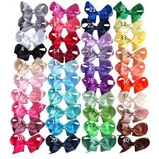 4 inch ribbon aliexpress buy 4 inch hair bow hair children girl hair
