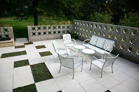 Midcentury Modern by Mid Century Modern Patio Ground One