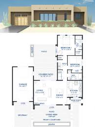 spanish u0026 adobe style plans 61custom contemporary u0026 modern