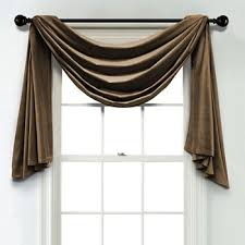 Window Scarf Valance Holders Window Scarves Jcpenney