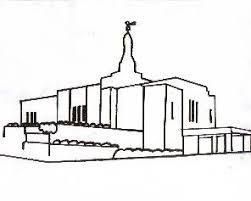 temple coloring page pattern shmattern lds temple coloring page winter quarters nebraska