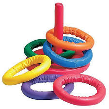 baby toy rings images Sportime soff ring toss game includes a set of 6 rings jpeg