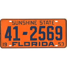 Florida Vanity Plate Cost 215 Best License Plates Images On Pinterest Licence Plates