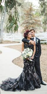 black and white wedding dress black and white wedding dresses best 25 black wedding dresses