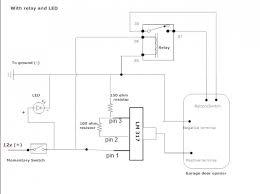 wiring diagram for stanley garage door opener wiringdiagrams
