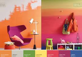 ombre paint technique with plascon spaces magazine