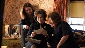 Meryl Streep Home by Meryl Streep Margo Martindale On Playing U0027august Osage County U0027s