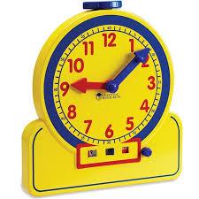 teaching aid time