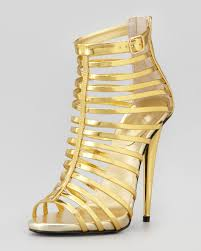 high heels designer designer gold high heel gladiator sandals sexyshoeswoman