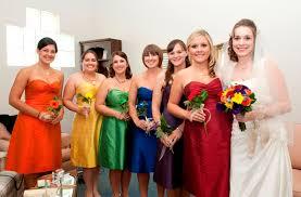 bridesmaid dress colors island wedding planners on exact matching bridesmaid dresses