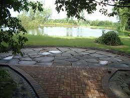 Bluestone Patio Pavers Paver Brick Patios And Walkways
