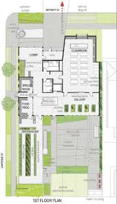 Green House Floor Plan by Food Production Nutrition And Science Education Center Announced