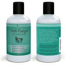 amazon com antifungal soap with tea tree oil helps treat u0026 wash