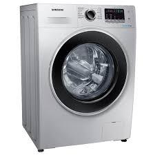 buy samsung 8kg front load washing machin ww80j4260gs online in