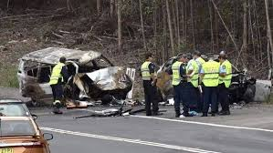 a horrific car accident involving a home and away actress is a