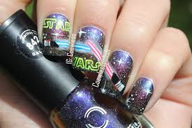 5 star nail designs beautify themselves with sweet nails