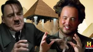 Giorgio A Tsoukalos Meme - the ancient aliens guy and the ancient astronaut theory proof of