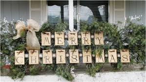 christmas outdoor decor festive ideas for outdoor christmas decorations
