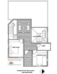 first floor plan of modern house design 1809 sq ft duplex
