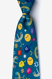 hanukkah tie men s hanukkah neckties ties