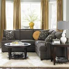 Hgtv Home Design Studio At Bassett Cu 2 Custom Sectional Couch Foter