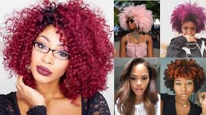 hair color trends 2018 hair color trends for black african american women