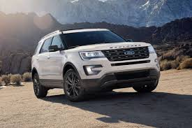 2018 ford explorer suv pricing for sale edmunds