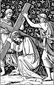 another anglican blog line drawings stations of the cross