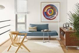Sleeper Sofa Small Spaces Small And Stylish Sleeper Sofas