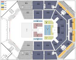 Arena Floor Plans by Casting Crowns At Bb U0026t Arena
