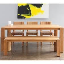 dining table bench dimensions gallery dining