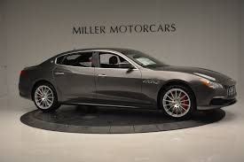 maserati quattroporte 2017 2017 maserati quattroporte s q4 granlusso stock w336 for sale