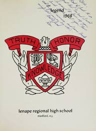 high school yearbooks free explore 1968 lenape high school yearbook medford nj classmates