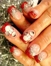 easy merry christmas nails art tree design ideas images video