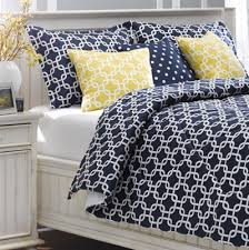 Comforter Sets Made In Usa Navy Metro Bedding Set Full Double Only Dorm Bed Sets And