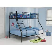 Bunk Bed Argos Buy Home Metal Futon Bunk Bed With Mattress Blue At Argos