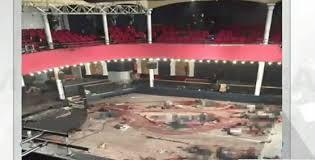 imagenes impactantes bataclan primeras imágenes así quedó el teatro bataclan tras los atentados